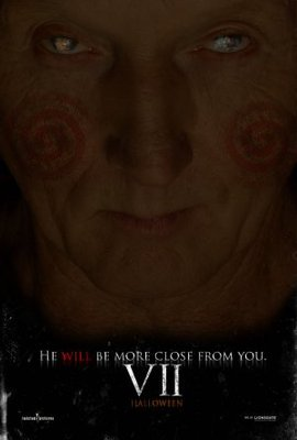 Saw VII movie poster (2010) poster MOV_12b91faf