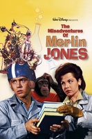 The Misadventures of Merlin Jones movie poster (1964) picture MOV_12bb1a82