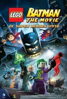 LEGO Batman: The Movie - DC Superheroes Unite movie poster (2013) picture MOV_12be7a0c