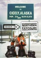 Northern Exposure movie poster (1990) picture MOV_12c1e73a