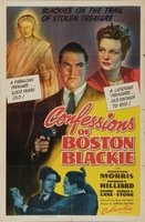 Confessions of Boston Blackie movie poster (1941) picture MOV_12cb246a