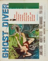 Ghost Diver movie poster (1957) picture MOV_12cdd9c8