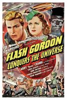 Flash Gordon Conquers the Universe movie poster (1940) picture MOV_12cf4c81