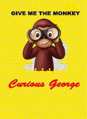 Curious George movie poster (2006) poster MOV_12da3551