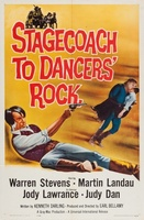 Stagecoach to Dancers' Rock movie poster (1962) picture MOV_12e36bad