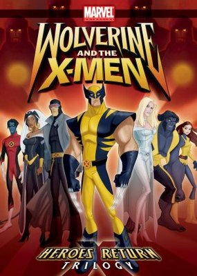 Wolverine and the X-Men movie poster (2008) poster MOV_12e4887a