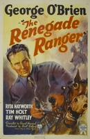 The Renegade Ranger movie poster (1938) picture MOV_12eb4be3