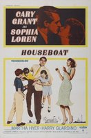 Houseboat movie poster (1958) picture MOV_12ed4ff5