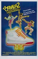 Breakin' 2: Electric Boogaloo movie poster (1984) picture MOV_12f106ad