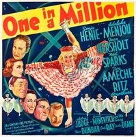 One in a Million movie poster (1936) picture MOV_12f48abf