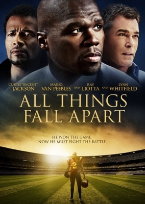 Things Fall Apart movie poster (2011) poster MOV_12f61341
