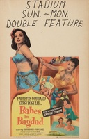 Babes in Bagdad movie poster (1952) picture MOV_12f9cf3b