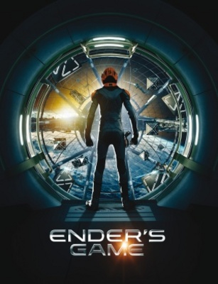 Ender's Game movie poster (2013) poster MOV_12feca14