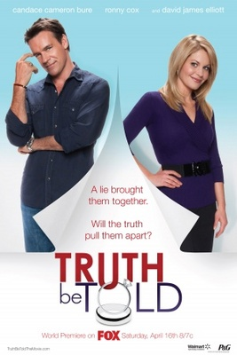 Truth Be Told movie poster (2011) poster MOV_1301379c