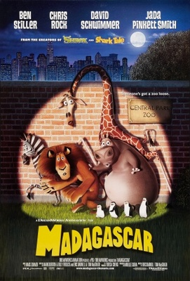 Madagascar movie poster (2005) poster MOV_13014b7e
