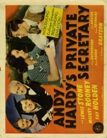 Andy Hardy's Private Secretary movie poster (1941) picture MOV_13021d9b