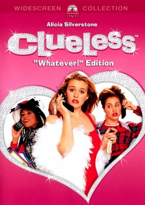 Clueless movie poster (1995) poster MOV_130465ac