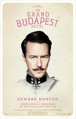 The Grand Budapest Hotel movie poster (2014) poster MOV_1305a1df