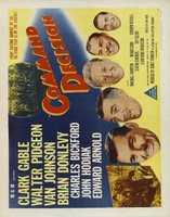 Command Decision movie poster (1948) picture MOV_1311de20