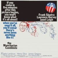 The Manchurian Candidate movie poster (1962) picture MOV_1314c9d4