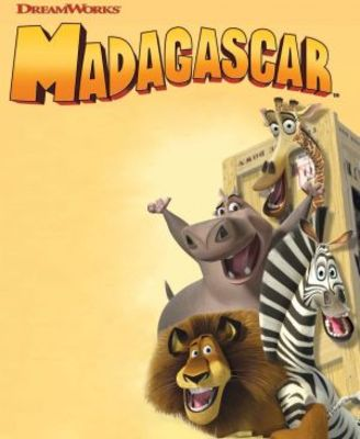 Madagascar movie poster (2005) poster MOV_131a1251