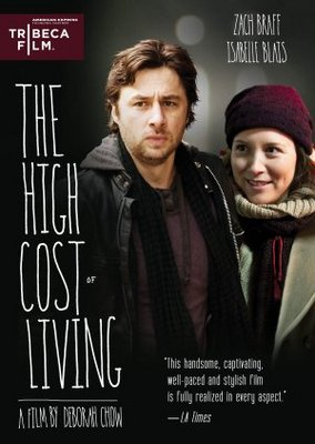 The High Cost of Living movie poster (2010) poster MOV_131aaae2