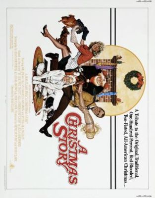A Christmas Story movie poster (1983) poster MOV_131fadee