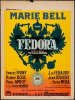 Fedora movie poster (1934) picture MOV_13203e2b