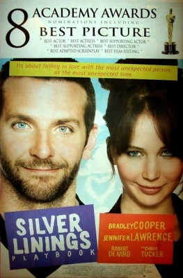 Silver Linings Playbook movie poster (2012) poster MOV_1321404d