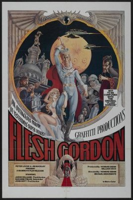 Flesh Gordon movie poster (1974) poster MOV_132168aa