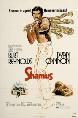 Shamus movie poster (1973) poster MOV_1333dd97