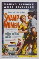 Swamp Women movie poster (1955) picture MOV_13357c9a