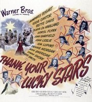Thank Your Lucky Stars movie poster (1943) picture MOV_133d2e84