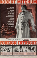 Foreign Intrigue movie poster (1956) picture MOV_133f6a11