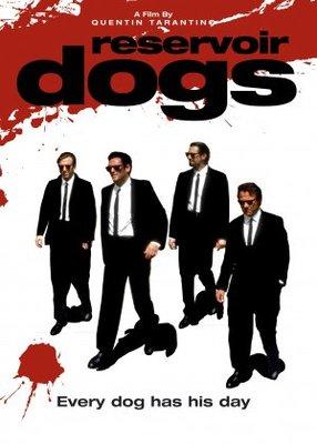 Reservoir Dogs movie poster (1992) poster MOV_134291af