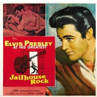 Jailhouse Rock movie poster (1957) picture MOV_13458cc9