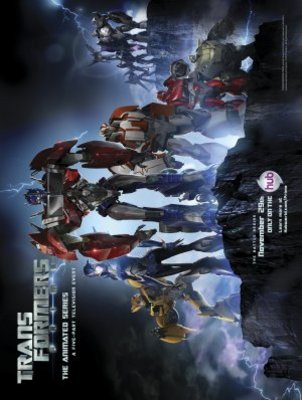 Transformers Prime movie poster (2010) poster MOV_13480214