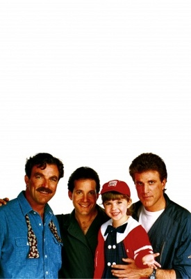 3 Men and a Little Lady movie poster (1990) poster MOV_134a1a5f