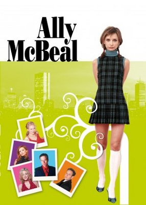 Ally McBeal movie poster (1997) poster MOV_134e977f