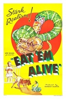 Eat 'Em Alive movie poster (1933) picture MOV_1359b269