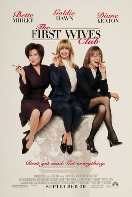The First Wives Club movie poster (1996) poster MOV_135ee50c