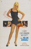 The Blue Angel movie poster (1959) picture MOV_13618931