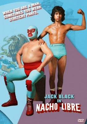 Nacho Libre movie poster (2006) poster MOV_1362be9d