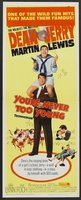 You're Never Too Young movie poster (1955) picture MOV_136306e4