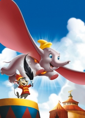 Dumbo movie poster (1941) poster MOV_1363d7be