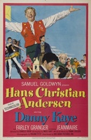 Hans Christian Andersen movie poster (1952) picture MOV_937a6440