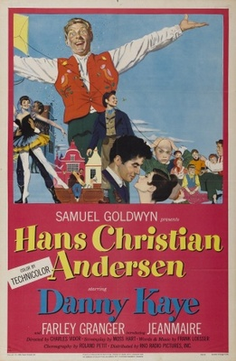Hans Christian Andersen movie poster (1952) poster MOV_136a2e94