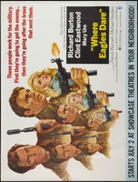 Where Eagles Dare movie poster (1968) picture MOV_136bef6f
