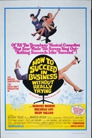How to Succeed in Business Without Really Trying movie poster (1967) picture MOV_136d5b07