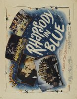 Rhapsody in Blue movie poster (1945) picture MOV_1372c779